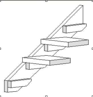 Как сделать лестницу на второй этаж в гараже своими руками из дерева 27