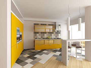 Интерьер кухни2