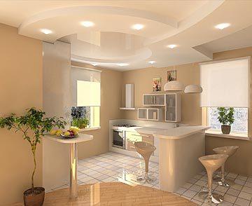 Интерьер кухни3