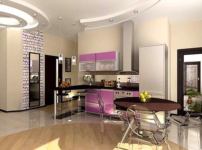 Интерьер кухни6